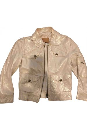 John Galliano Leather Leather Jackets