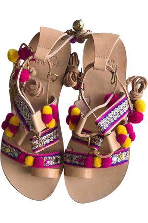 Mabu by Maria BK Leather sandal