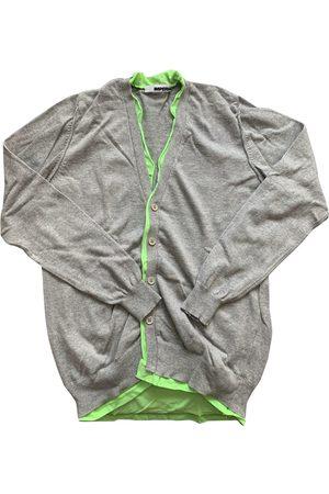 Imperial Grey Cotton Knitwear & Sweatshirt