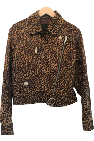 Isabel Marant Women Leather Jackets - Multicolour Leather Jackets