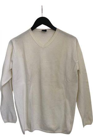 Jil Sander Ecru Cotton Knitwear & Sweatshirts