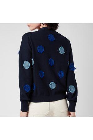 Paul Smith Women's Tagliatelle Spot Knitted Cardigan