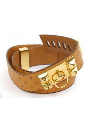 Hermès Ostrich Belts