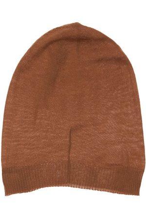 Rick Owens Light Soft Wool Knit Beanie