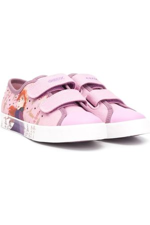 Geox Graphic print sneakers