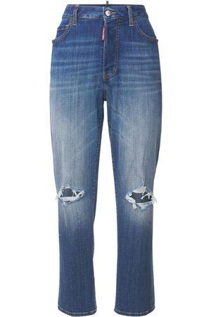 Dsquared2 Boston Jean Stretch Cotton Jeans