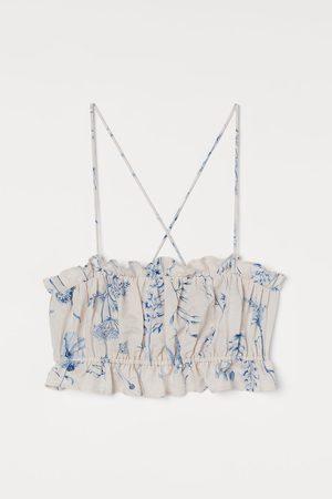H&M Camisole Crop Top