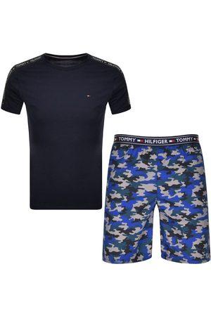 Tommy Hilfiger Pyjama Loungewear Set Navy