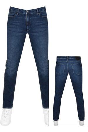 HUGO BOSS Men Slim - 734 Extra Slim Jeans