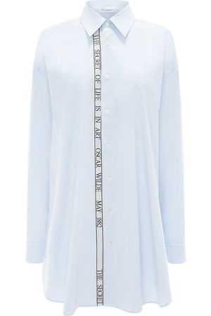 JW Anderson Oversize tape shirt