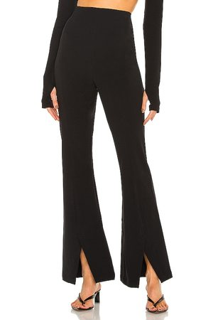 Free People Real Deal Slit Pant in .