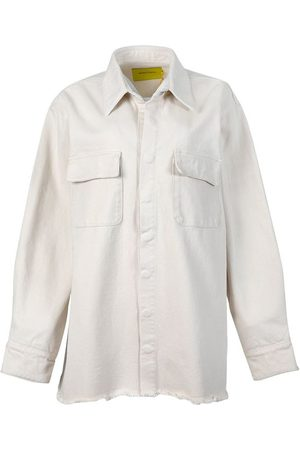 MARQUES'ALMEIDA Organic Cotton Overshirt
