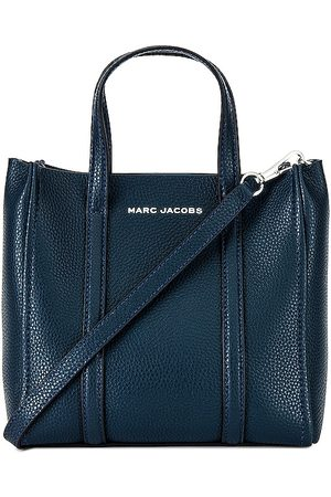 Marc Jacobs Mini Tote in Navy.
