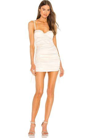 OW Intimates X REVOLVE Freja Bra Dress in Ivory.