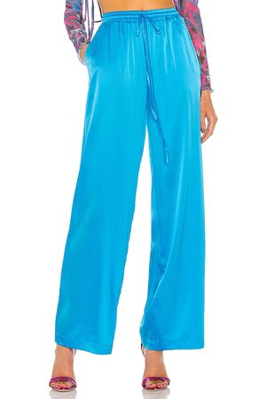 KIM SHUI Silk Pants in .