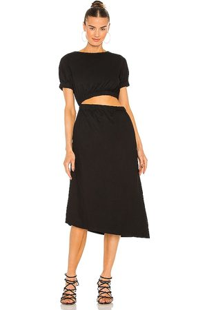 LINE & DOT Harley Cut Out Dress in .