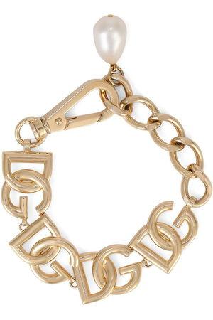 Dolce & Gabbana Logo-lettering bracelet