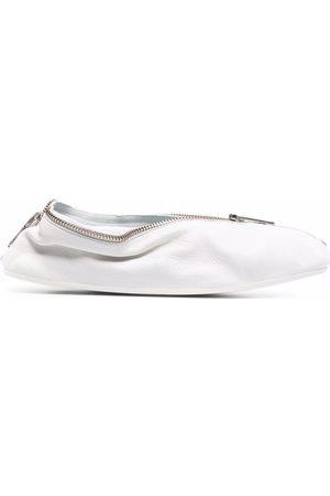 MM6 MAISON MARGIELA Pencil Case ballerina shoes