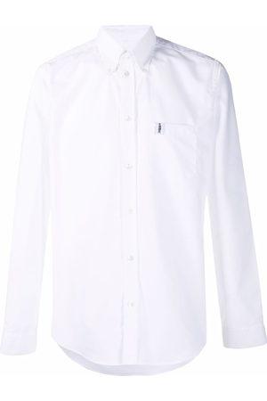 Mackintosh Men Shirts - Bloomsbury button-down cotton shirt