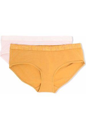 Molo Logo-waist three-pack briefs