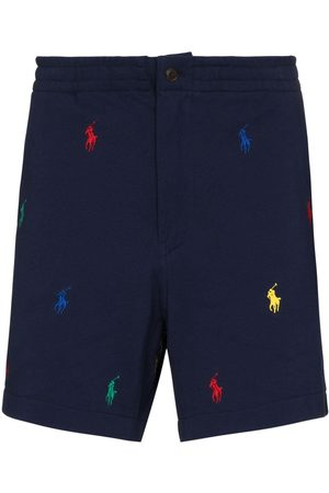 Polo Ralph Lauren All-over Pony cotton shorts