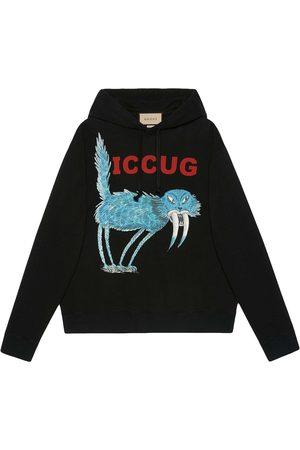 Gucci X Freya Hartas ICCUG hoodie