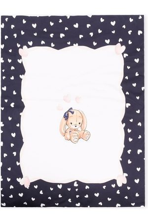 MONNALISA Graphic-print blanket