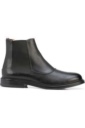 Bally Nimir leather ankle boots