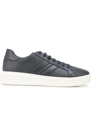 Bally Mirty woven low-top sneakers