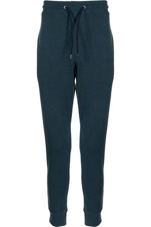 Paul Smith Big Pony-motif organic-cotton track trousers