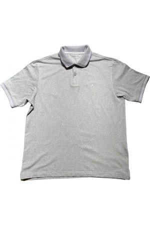 Champion Grey Cotton Polo Shirts