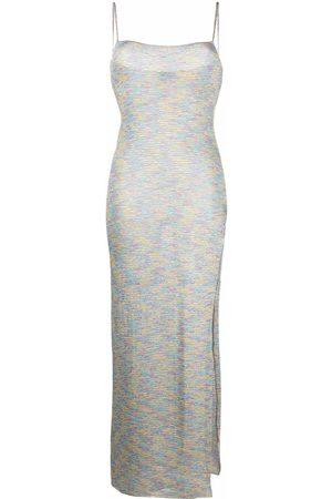 Missoni Striped maxi beach dress