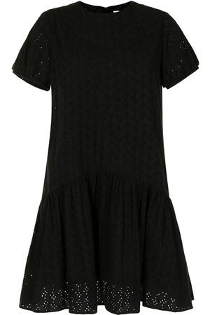 B+AB Broderie-anglaise smock dress