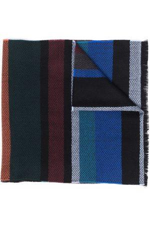 Paul Smith Plaid-check scarf