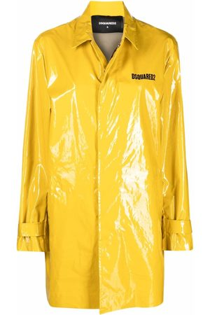Dsquared2 Slogan-print rain coat