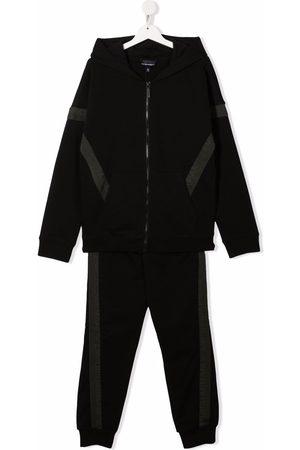 Emporio Armani Loungewear - Two-piece tracksuit set