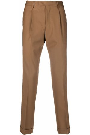 PT01 Straight-leg tailored trousers