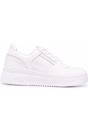 Michael Kors Lexi low-top leather sneakers