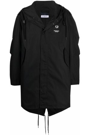 Fred Perry X Goodhood parka coat