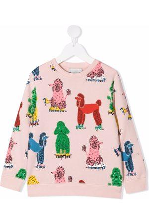 Stella McCartney Doodle poodle sweatshirt