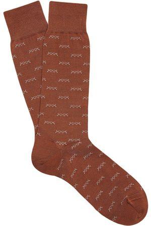 Ermenegildo Zegna Triple-X mid-calf socks