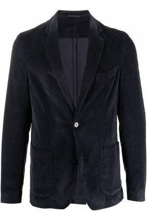 OFFICINE GENERALE Men Blazers - Single-breasted tailored blazer