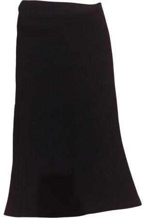 innamorato Wool mid-length skirt