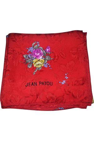 Jean Patou Multicolour Silk Scarves