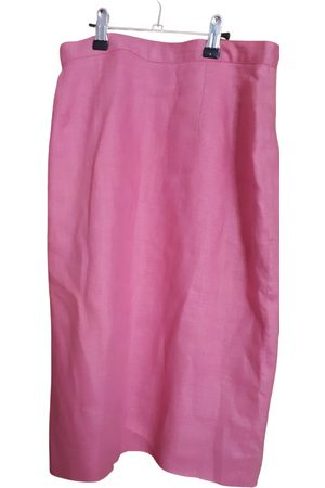EMMANUELLE KHANH Linen Skirts