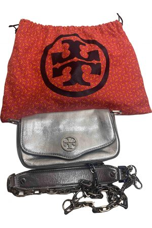 Tory Burch Leather weekend bag
