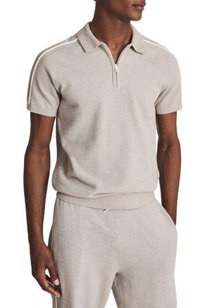 Reiss Men's Gammo Short Sleeve Polo