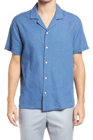 BONOBOS Men's Cabana Short Sleeve Button-Up Camp Shirt