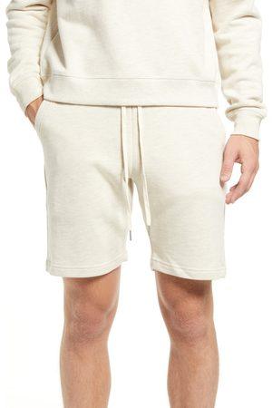JOHN ELLIOTT Men's Crimson Drawstring Shorts