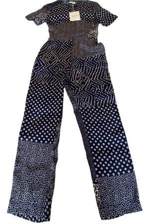 Diane von Furstenberg Multicolour Silk Jumpsuits